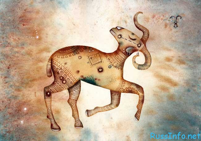 любовный гороскоп на март для Овна