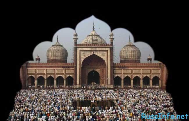 мусульманские праздники 2016