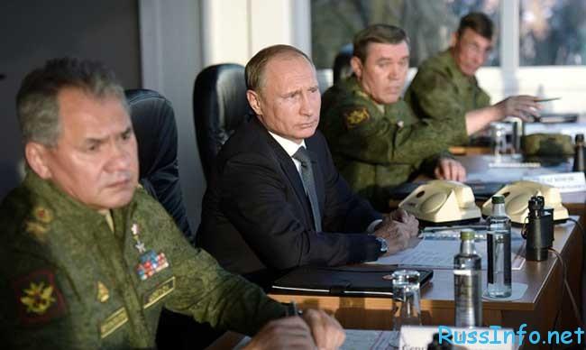 план обороны России на 2016-2020 годы