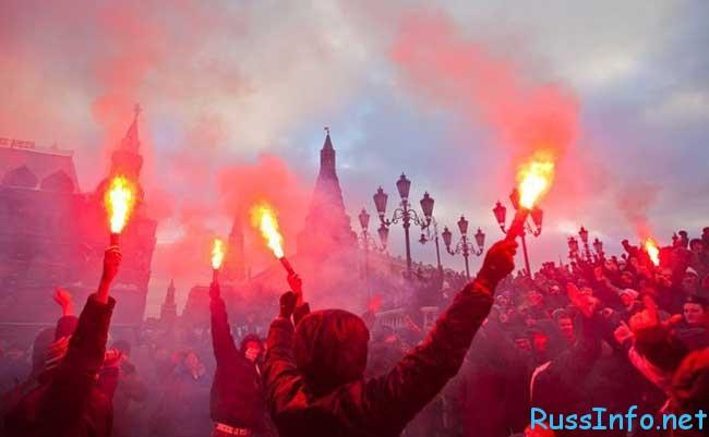 5 ноября 2017 года начнется революция в России
