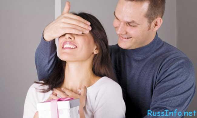 что подарить на 8 марта любимой жене, фото