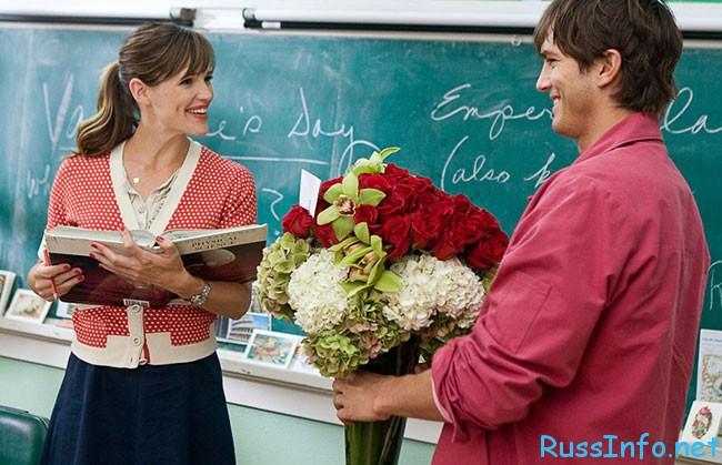 подарки учителям к 8 марта связанный крючком