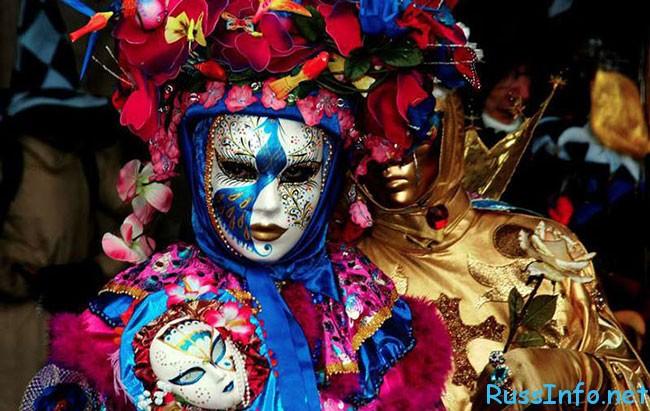 туры на карнавал в Венеции 2020