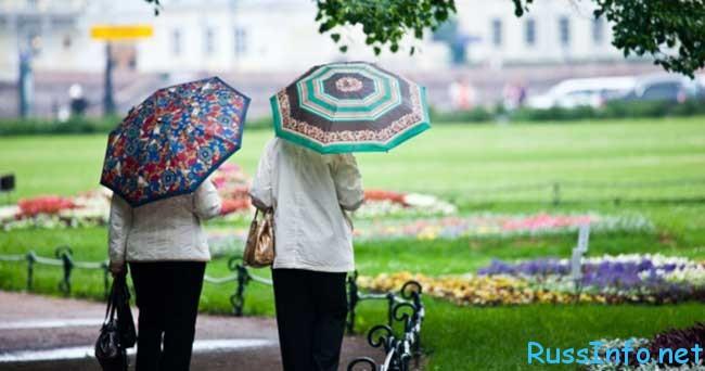 каким будет лето 2018 года в Санкт-Петербурге