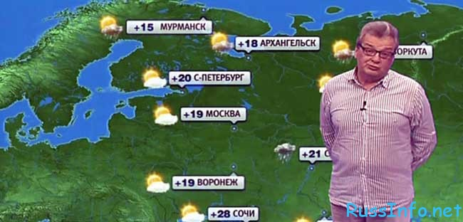 какое будет лето 2018 года в Санкт-Петербурге