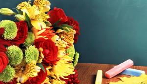 креативное поздравление с 8 марта учителей 2016