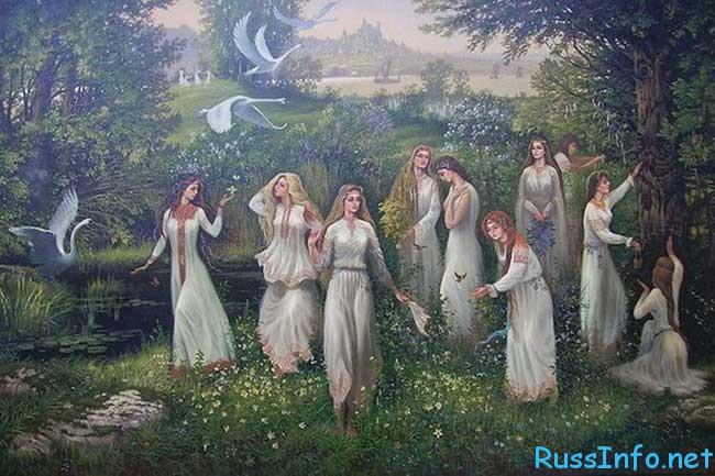 славянский гороскоп на 2018 год для всех знаков
