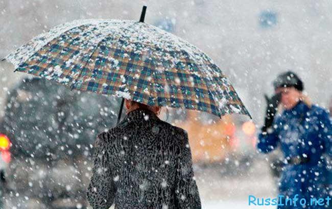 какая будет погода в апреле 2018 года в России
