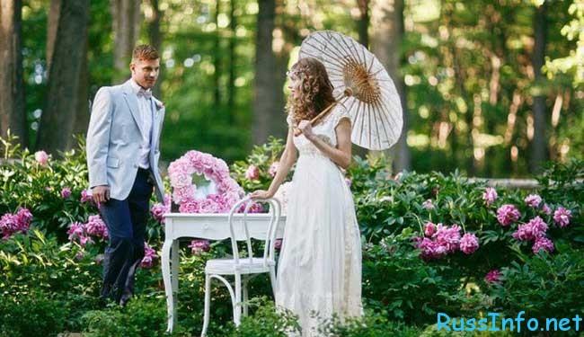 благоприятные дни для свадьбы в апреле 2018 г