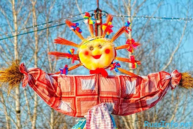 дата праздника Масленицы в 2019 году в России