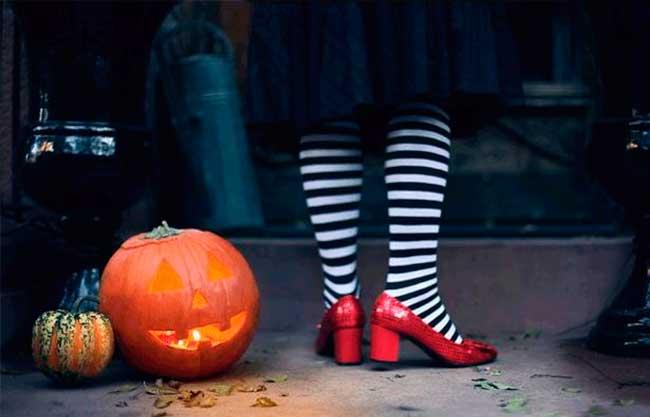 когда будет Хэллоуин 2017