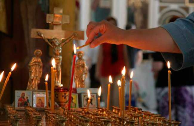 православная Радоница, традиции