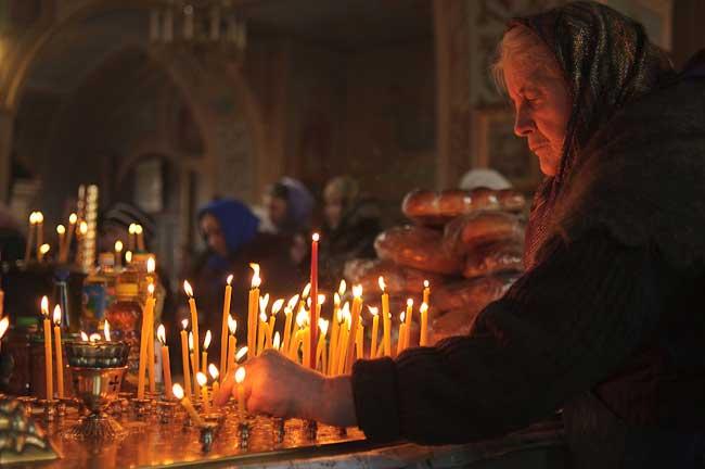 какого числа православная Радуница (Радоница) в 2019 году