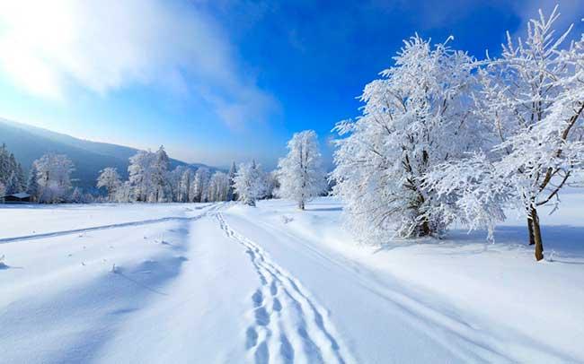 когда будет зима в 2019 году в России