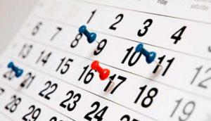 праздничные дни в декабре 2017 года