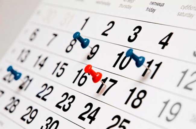 праздничные дни в декабре 2019 года
