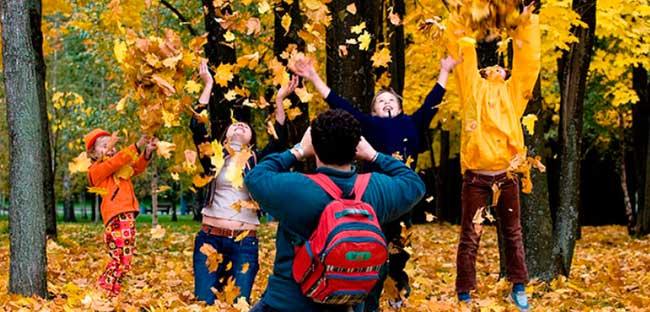 школьные каникулы 2018-2019 учебный год, точное расписание