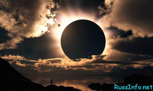 солнечные затмения в 2017 году