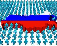 численность населения России на 2017 год составляет с Крымом