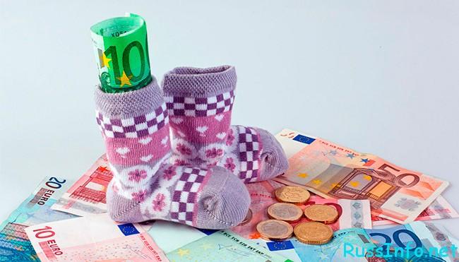 как рассчитать декретные выплаты в России