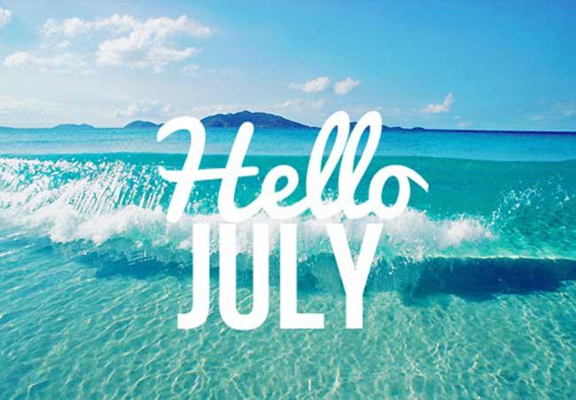 каким же будет июль 2016 года
