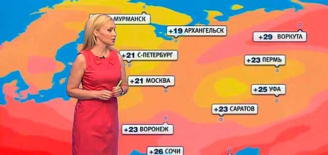 календарь погоды на июль 2018 в России