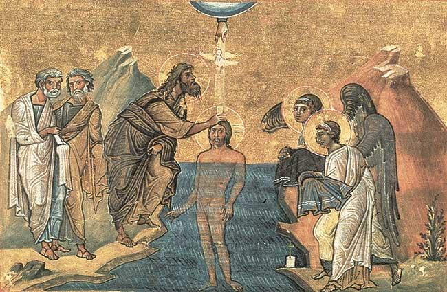 какого числа Крещения Господня в 2019 году