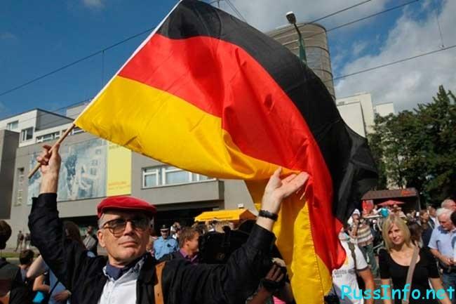 трудоспособное население Германии на 2021 год составляет человек