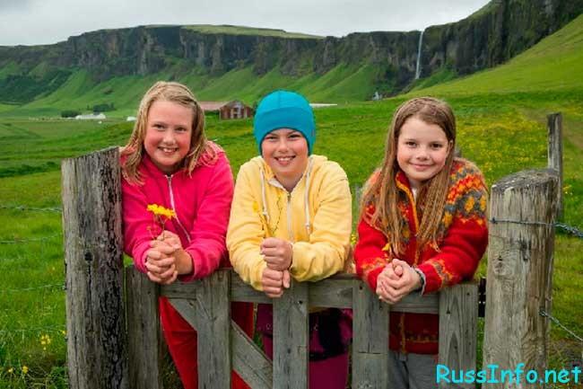численность населения Исландии на 2019 год составляет