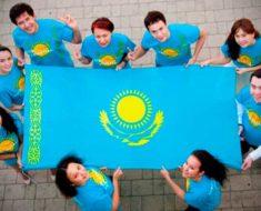 плотность населения Казахстана на 2017 год составляет