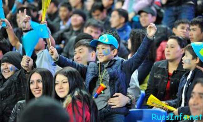 население Казахстана на 2019 год составляет ... человек