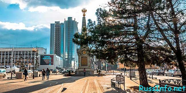 население Краснодара на 2019 год составляет ... человек