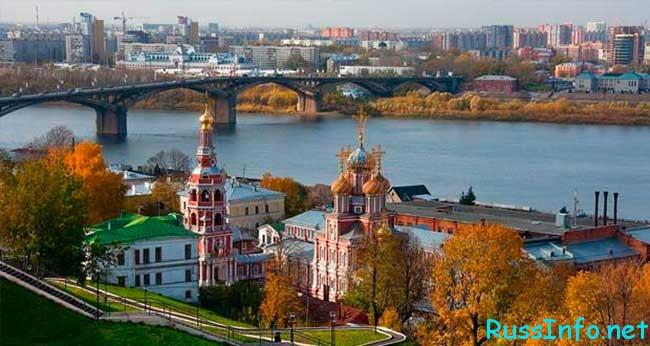 численность населения Нижнего Новгорода на 2019 год составляет
