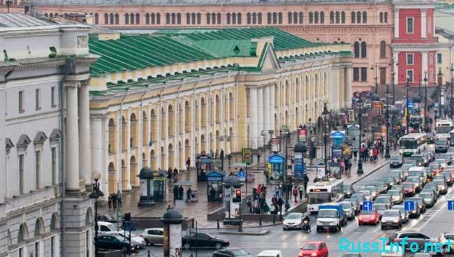 население Санкт-Петербурга на 2019 год составляет