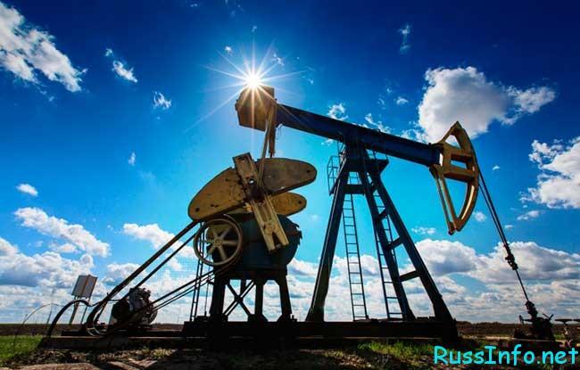 цена нефти в бюджете в России