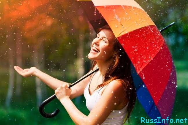 какая будет погода в августе 2018 года в России