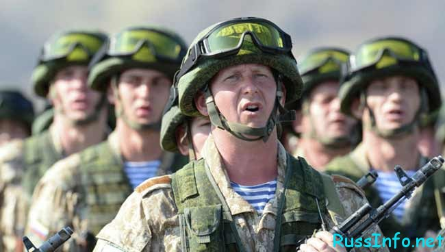 прибавка к зарплате военным в 2017 году в России