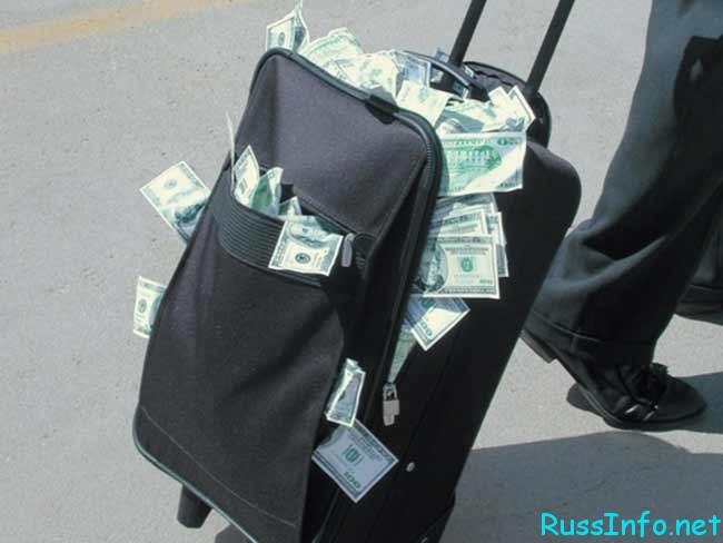 какой будет отток капитала из России в 2017 году