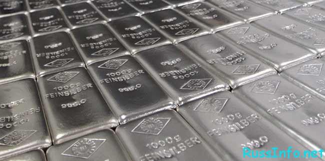 какие будут цены на серебро в 2017 году