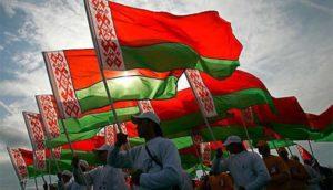 плотность населения Белоруссии на 2019 год составляет