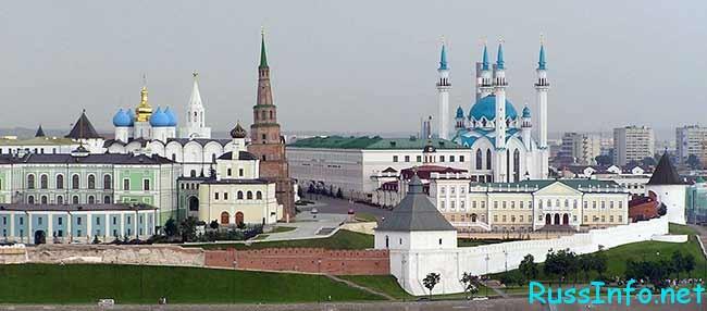 численность населения Казани на 2017 год составляет