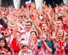 плотность населения Польши на 2019 год составляет