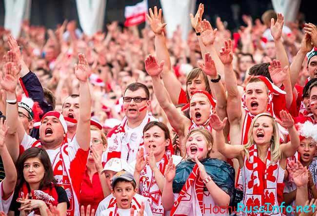 плотность населения Польши на 2017 год составляет