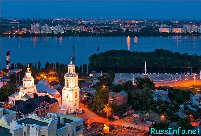 трудоспособное население г. Воронежа на 2021 год составляет