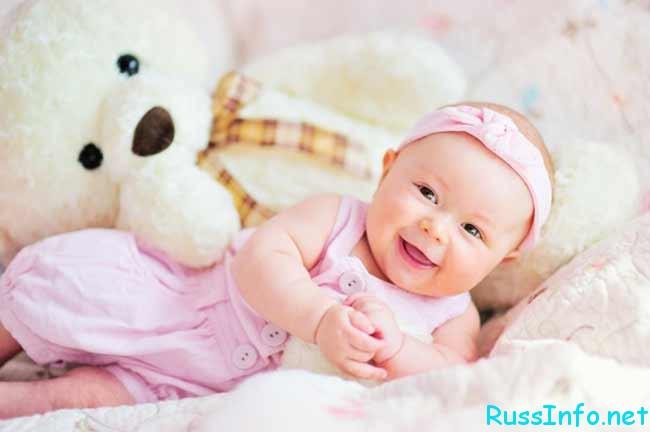 характеристика детей которые рождены в сентябре 2016 года