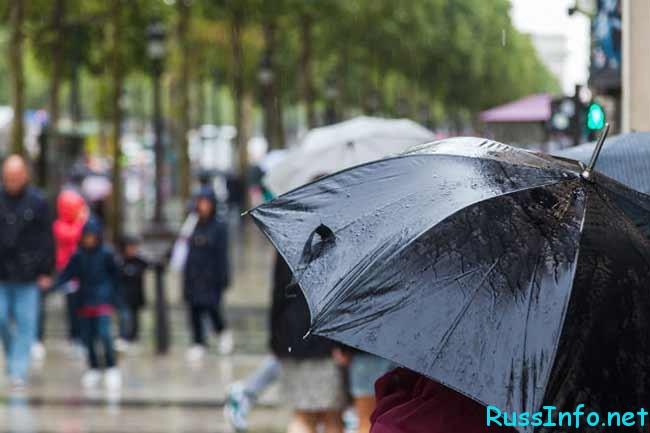 какая будет погода в сентябре 2018 года в России