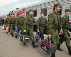 призыв в армию России в 2017 году