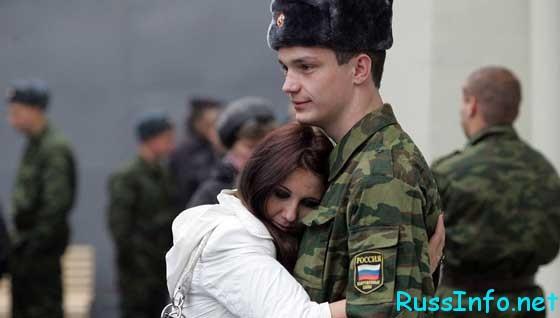 Срок службы в армии россии в 2019 году - КалендарьГода