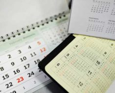 официальный календарь на сентябрь 2020 года