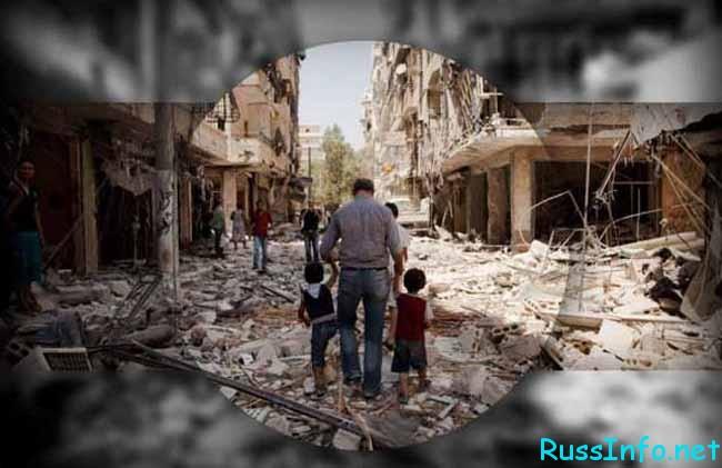 Сирия, прогноз событий на 2017 год
